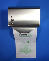 S A C Bag Dispenser For S A C Sanitary Napkin Amp Tampon