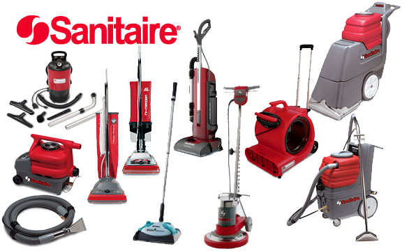 Sanitaire Vacuums And Parts